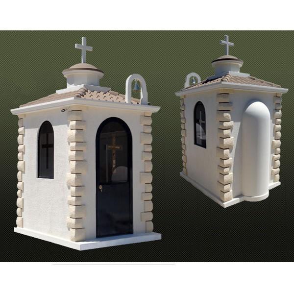 Τσιμεντένιο εκκλησάκι 107