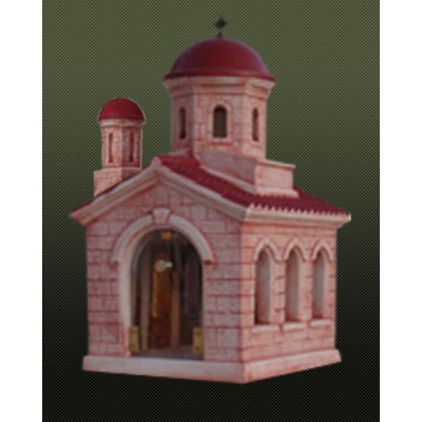 Τσιμεντένιο εκκλησάκι 109