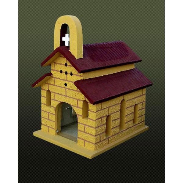 Τσιμεντένιο εκκλησάκι 132