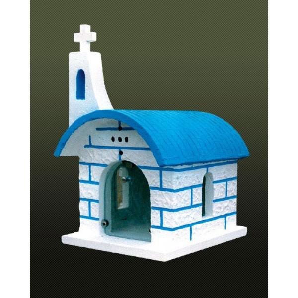 Τσιμεντένιο εκκλησάκι 143