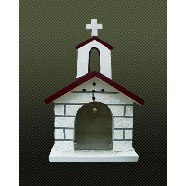 Τσιμεντένιο εκκλησάκι 144