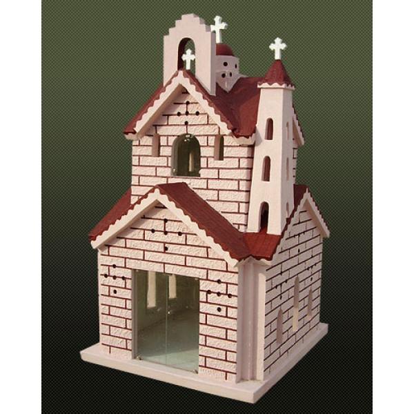 Τσιμεντένιο εκκλησάκι 156