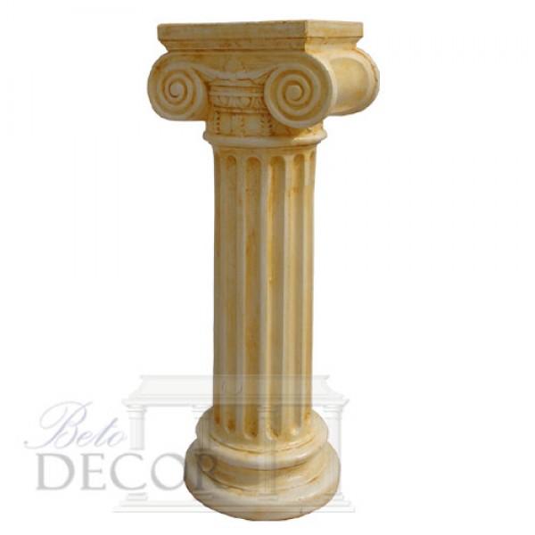 Κολώνα στρογγυλή Ιωνικού ρυθμού
